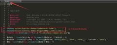 织梦ajax跨域提交自定义表单和跨域验证码问题